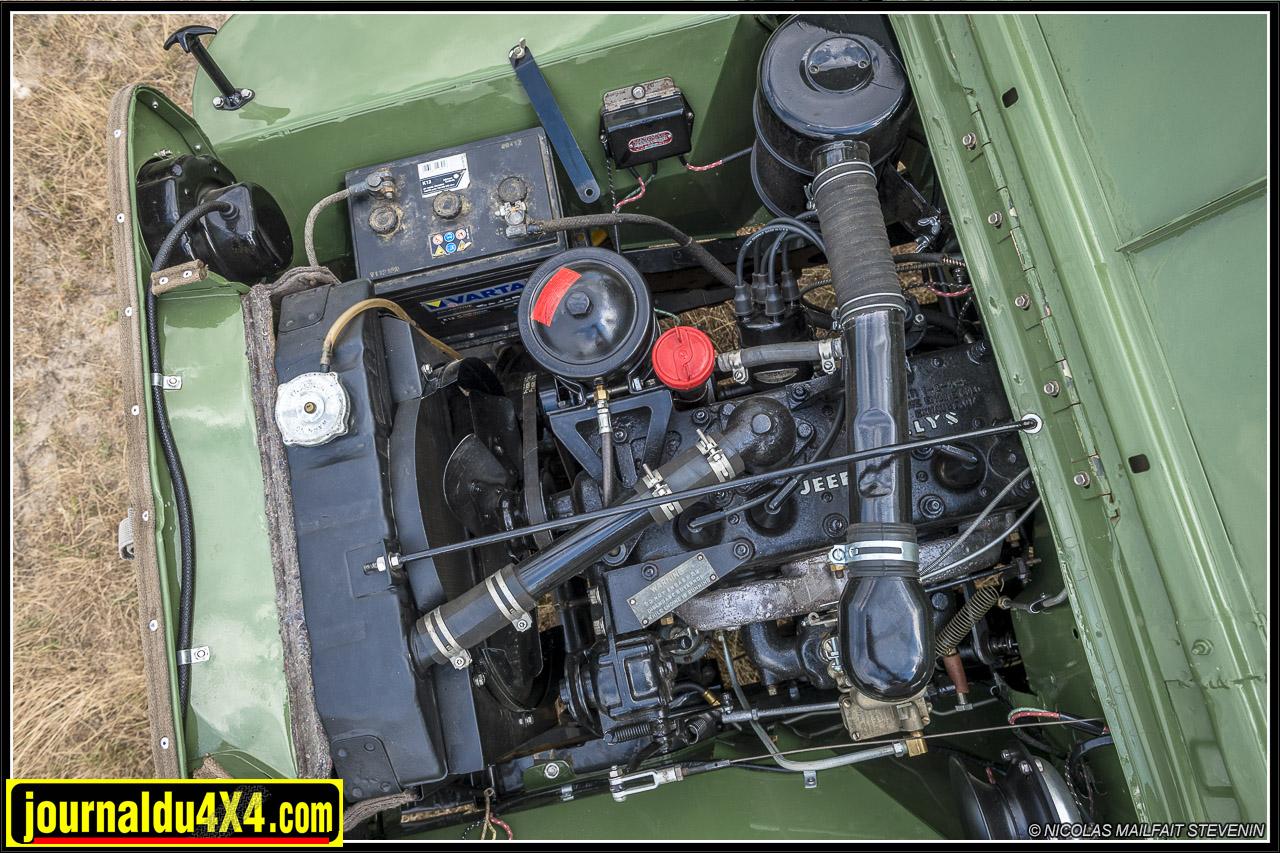 Le moteur  L-134Go-Devil de la CJ2A