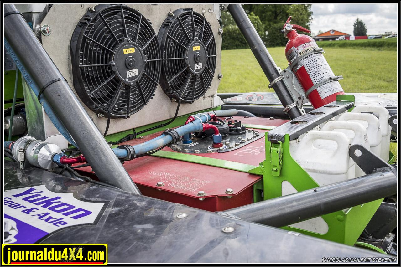 Le réservoir FuelSafe