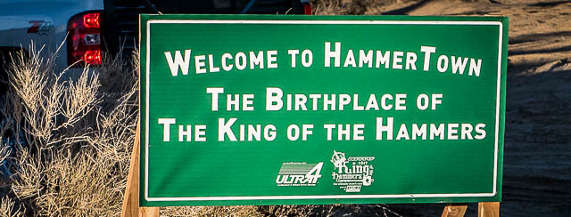 King Of the Hammers 2017 avant la course