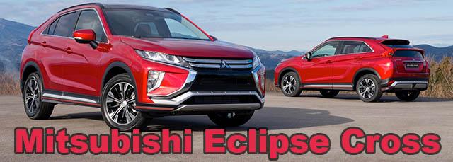 Mitsubishi Eclipse Cross SUV compact