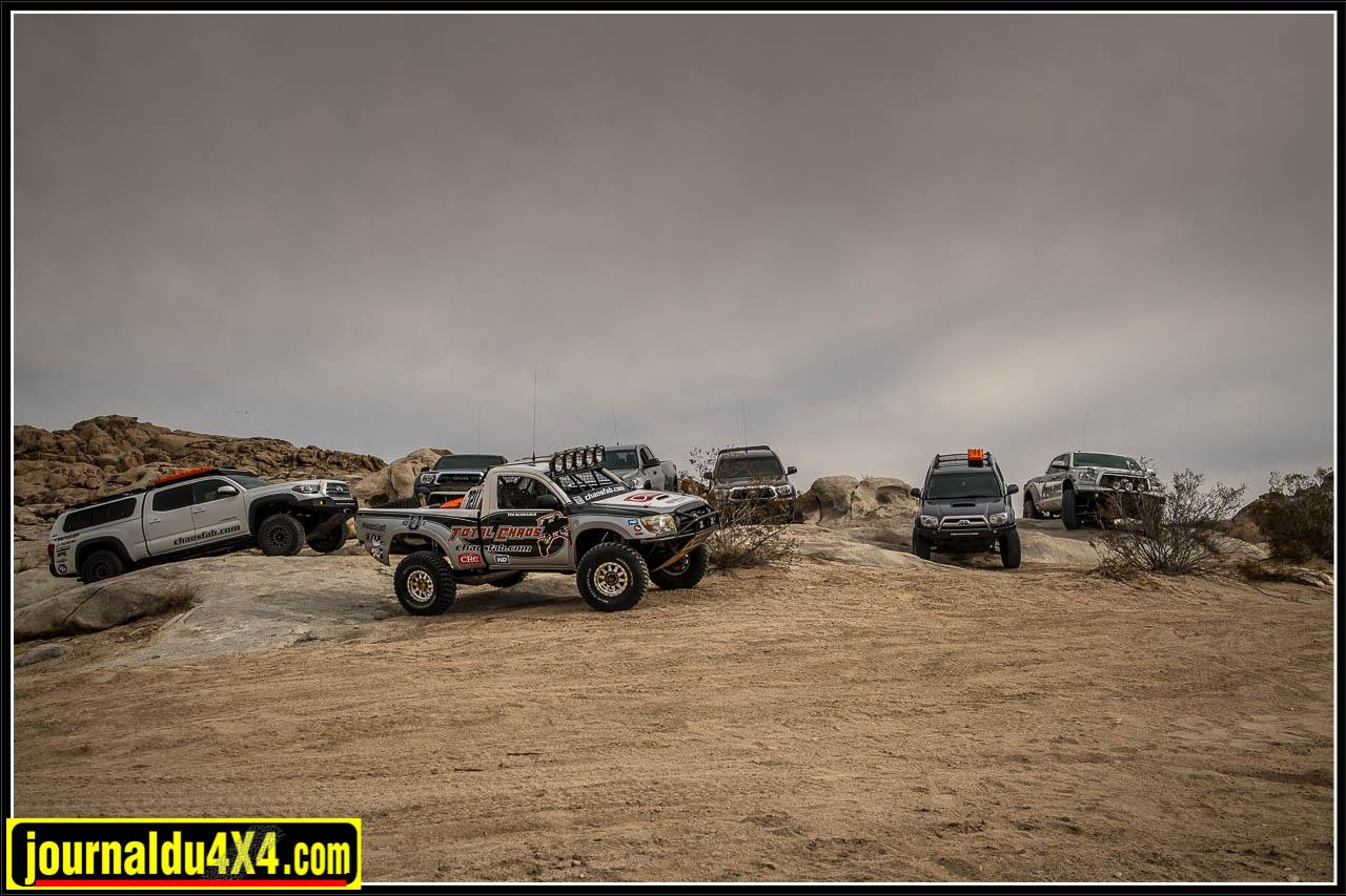 Quelques véhicules de chez Total Chaos