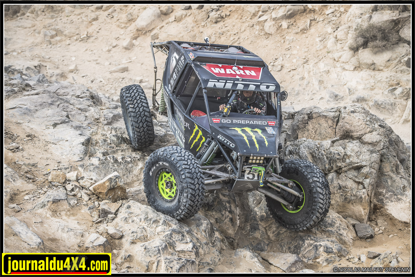 King Of the Hammers 2017