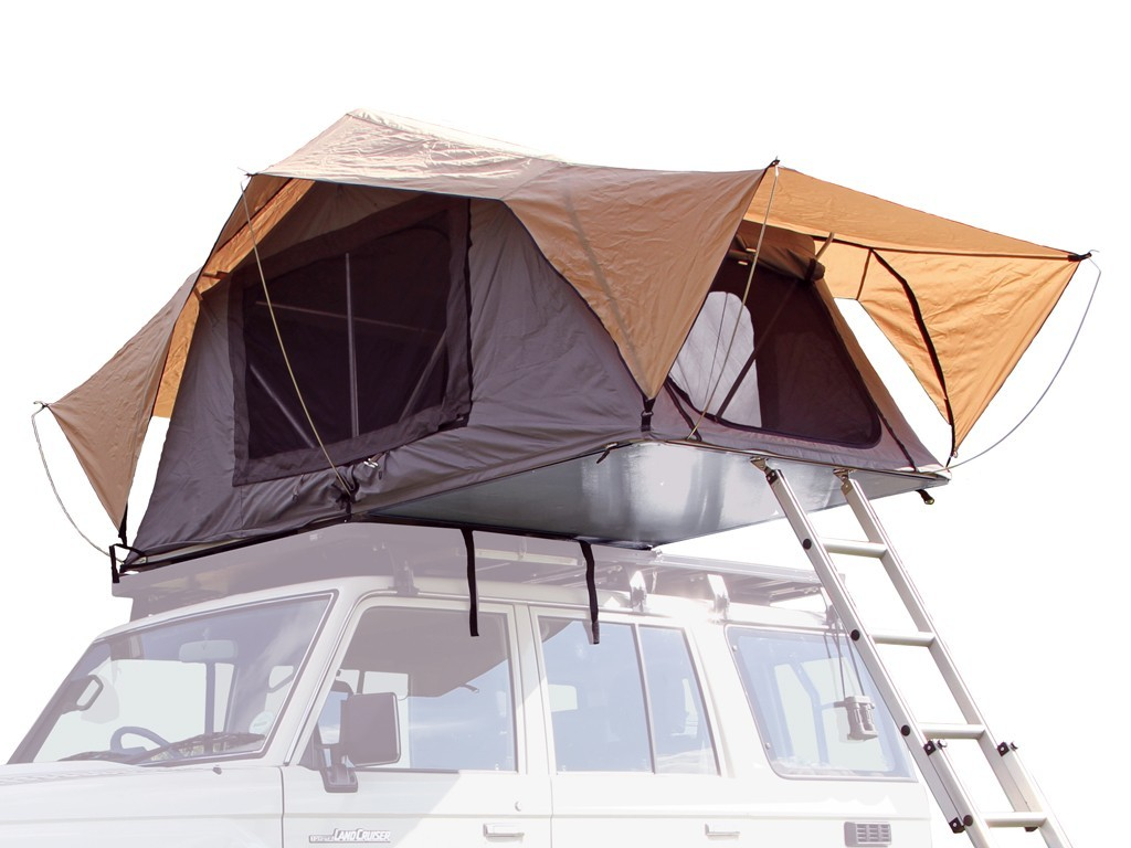 Front Runner propose également une tente de toit,