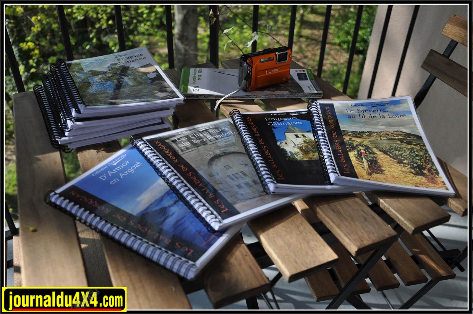 Les Balades de Korrigan road book 4×4