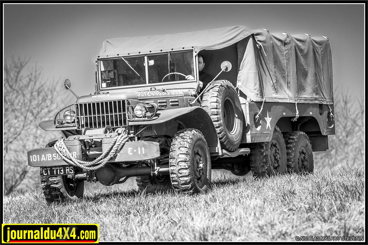 Dodge 6×6 WC63
