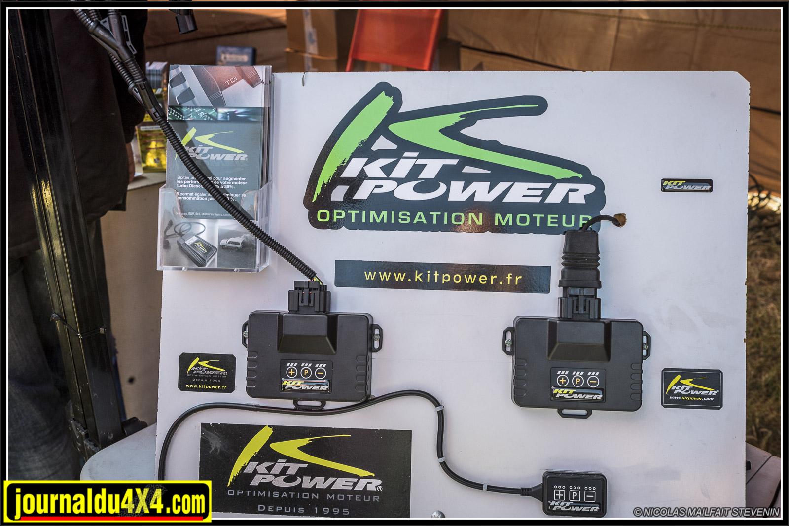 Leader Aventure revend les boitiesr kit Power