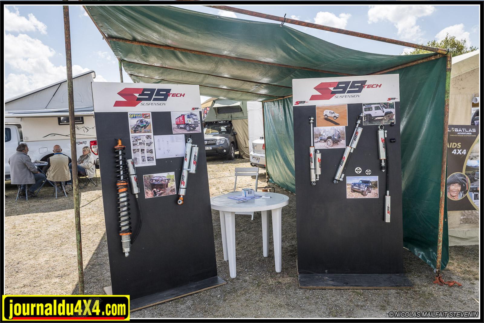 Des amortisseurs haut de gamme chez S99 Tech