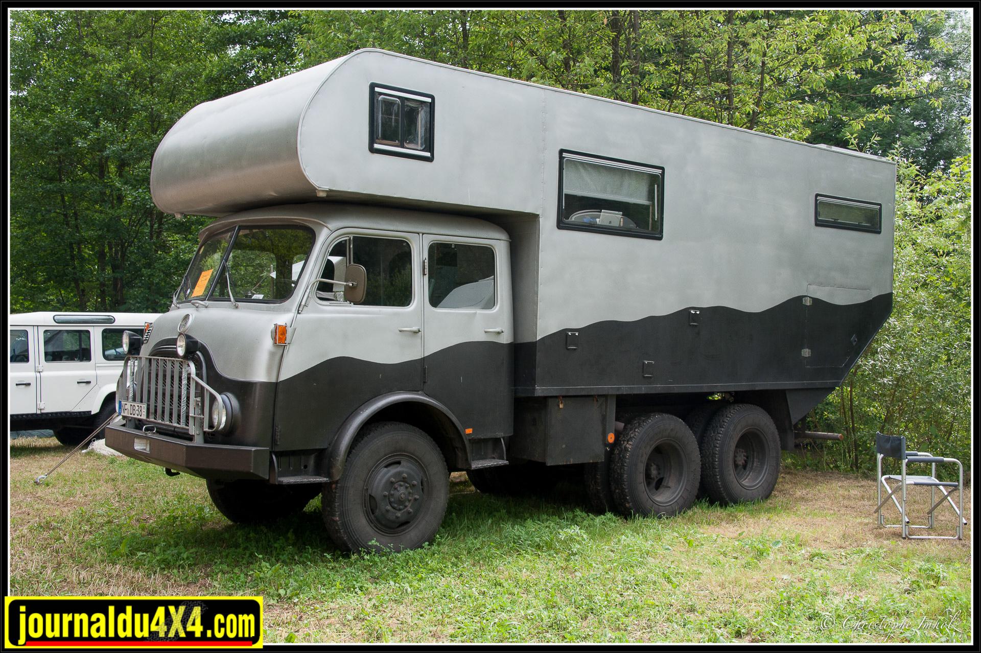Steyr 6x6 fabriqué en Autriche