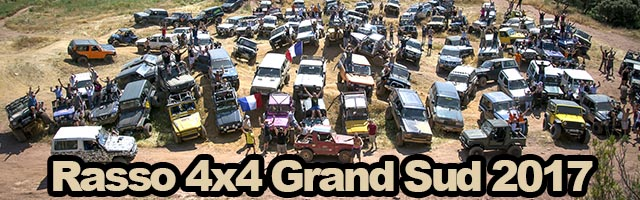 RASSO 4×4 Grand Sud
