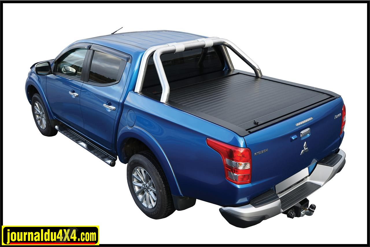 Roll Top Cover Mitsubishi L200 2016+ double cab ou club cab