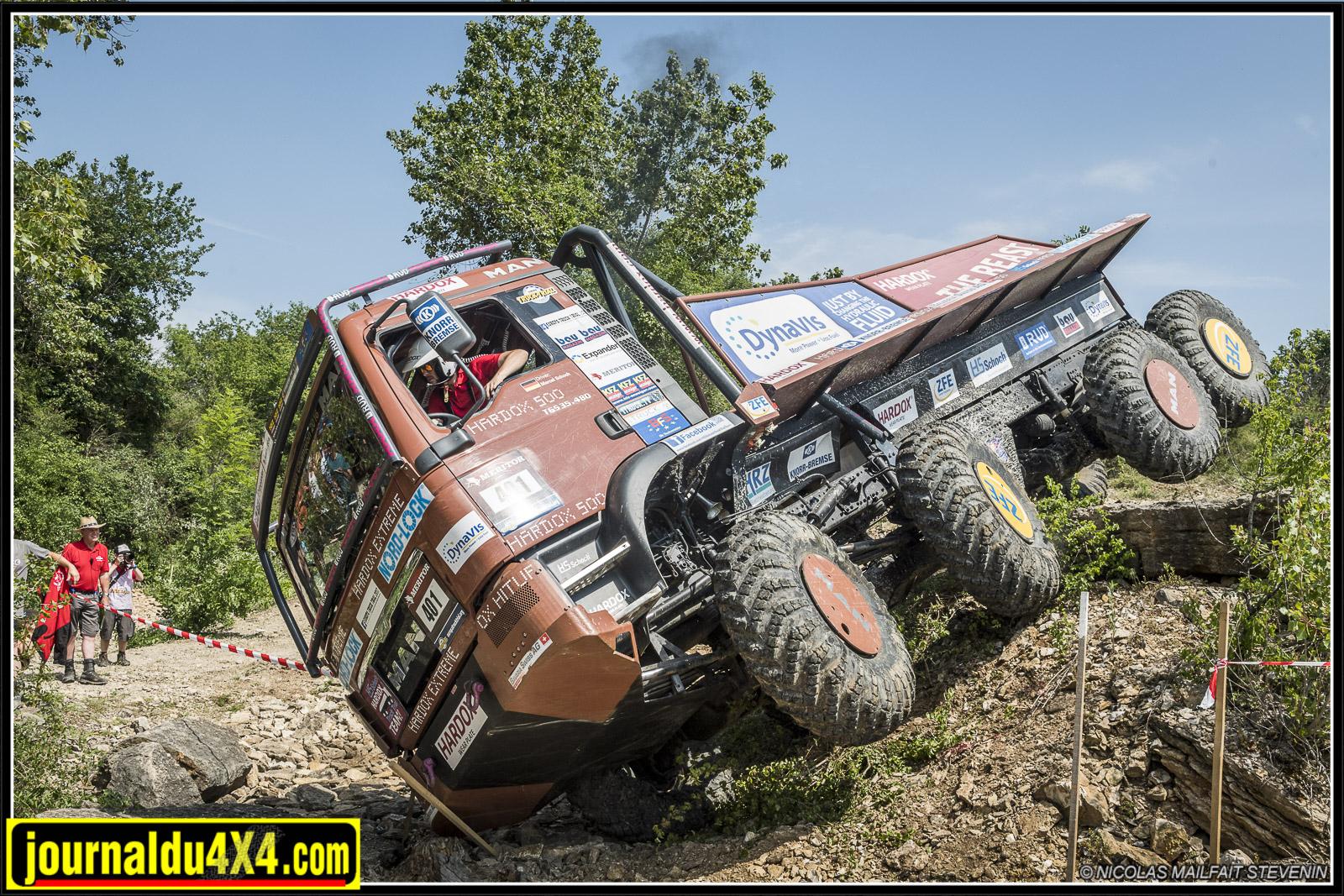 Truck Trial 2017 montalieu fête les camions !