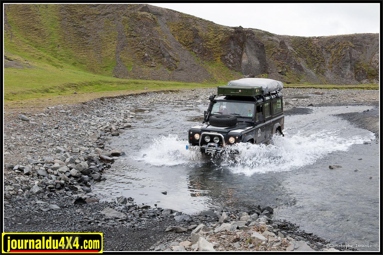 L'Islande en 4×4