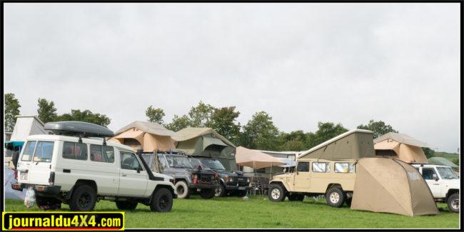 Même quelques séries 4 sont équipés de toits relevables