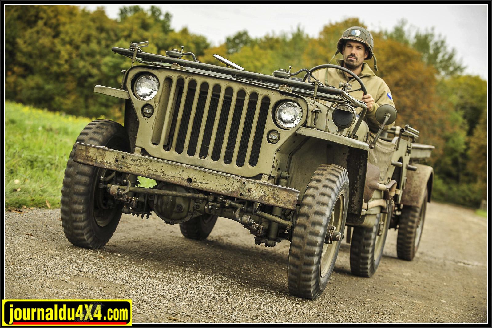 Jeep GPW FORD de 1945