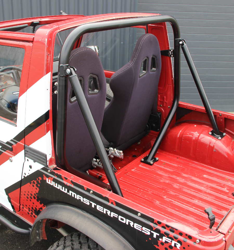 Arceau 4×4 pour Suzuki ou Santana Samurai, 410, 413, turbo diesel Masterforest