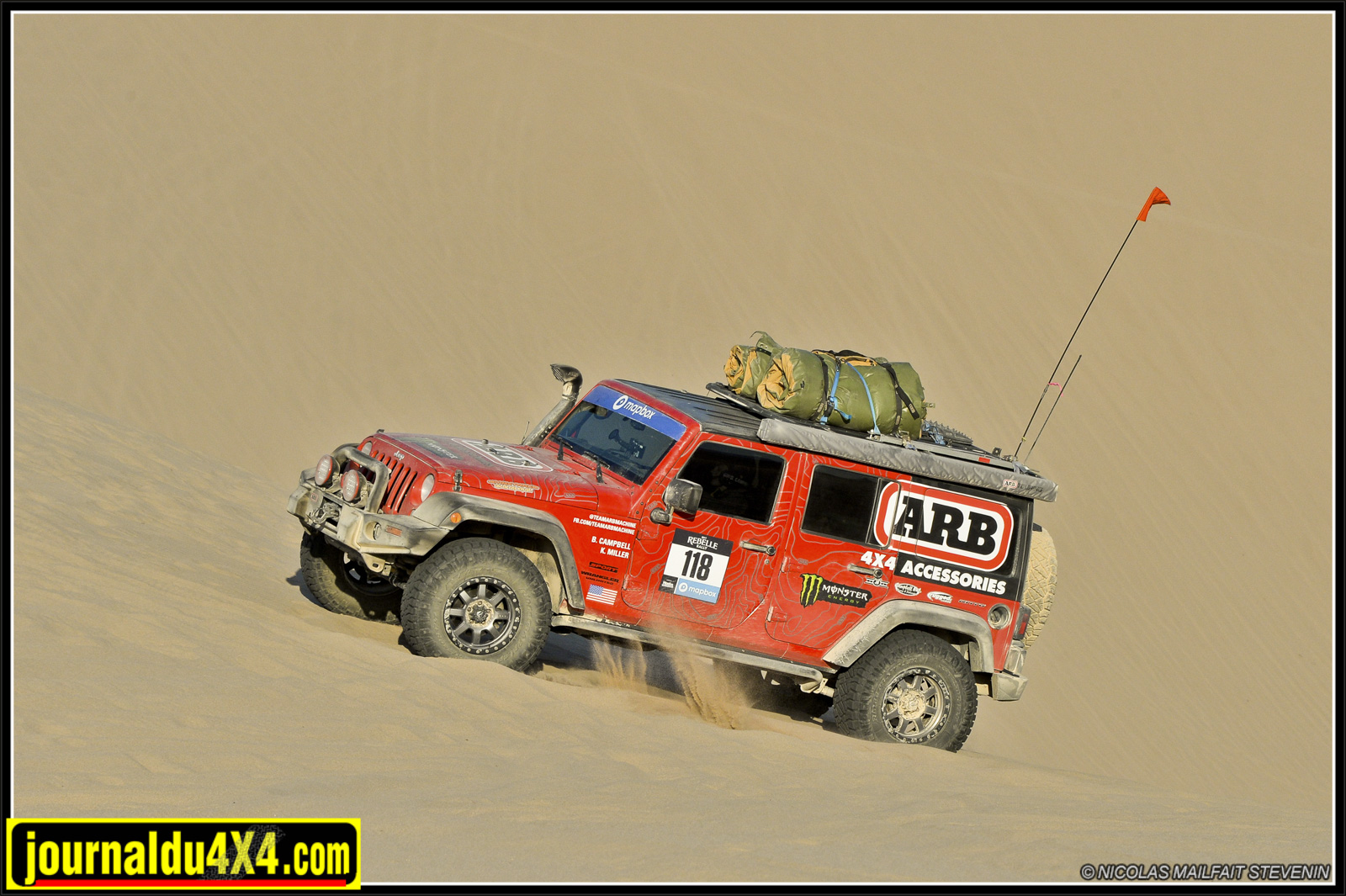 Rebelle Rally 2017 : 36 équipages féminins à travers le Nevada et la Californie