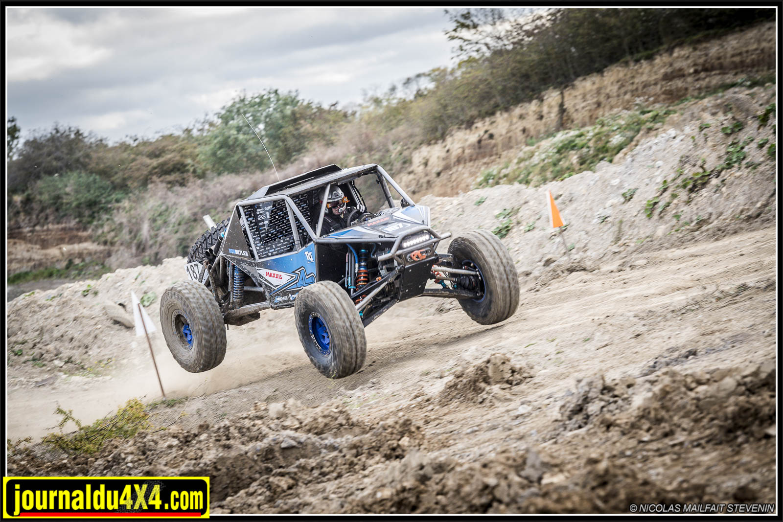Robert Butler Off Road Armory