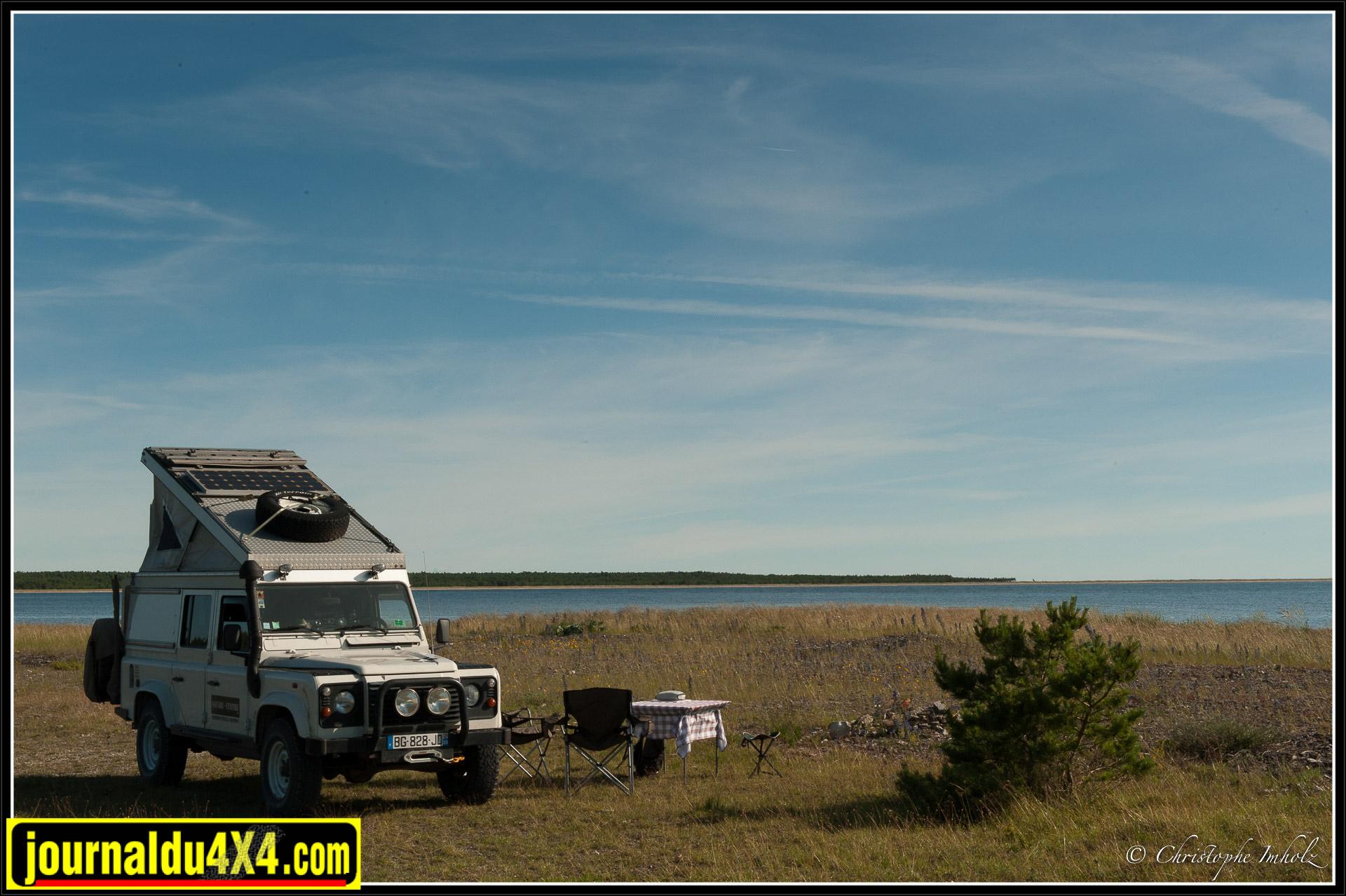 Estonie en 4×4, road trip de 15 jours