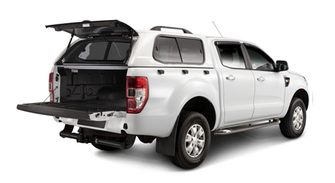 Hard top pour Ford Ranger pick up – Marina 4×4