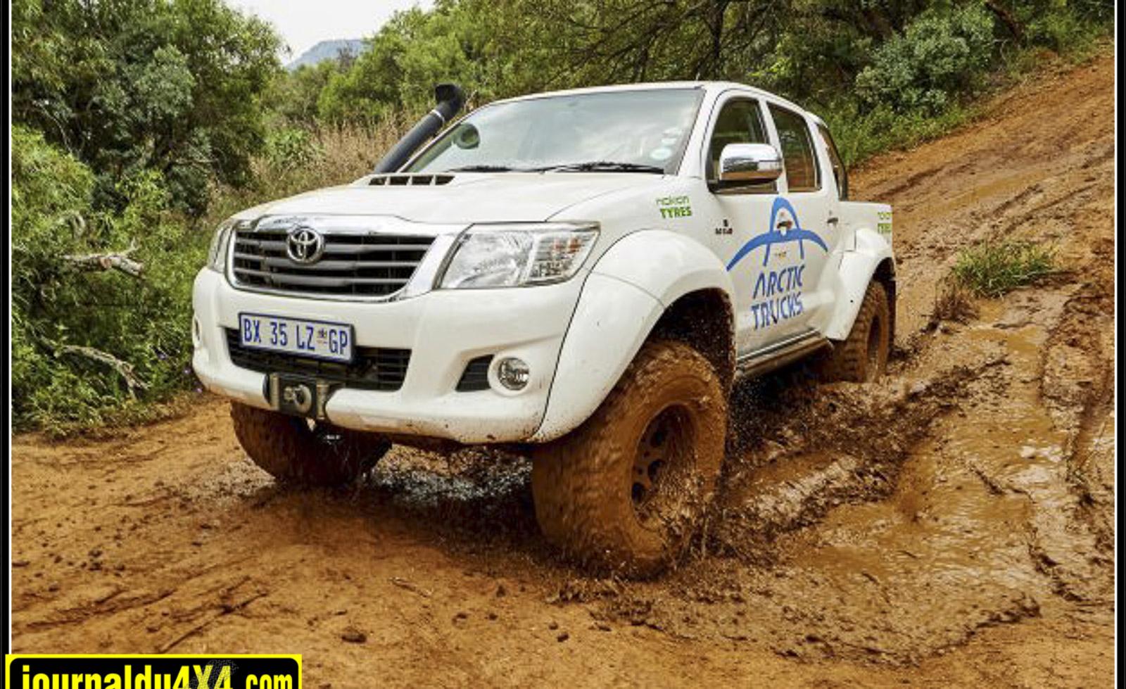 Nokian RockProof: la mule technique des mud terrain