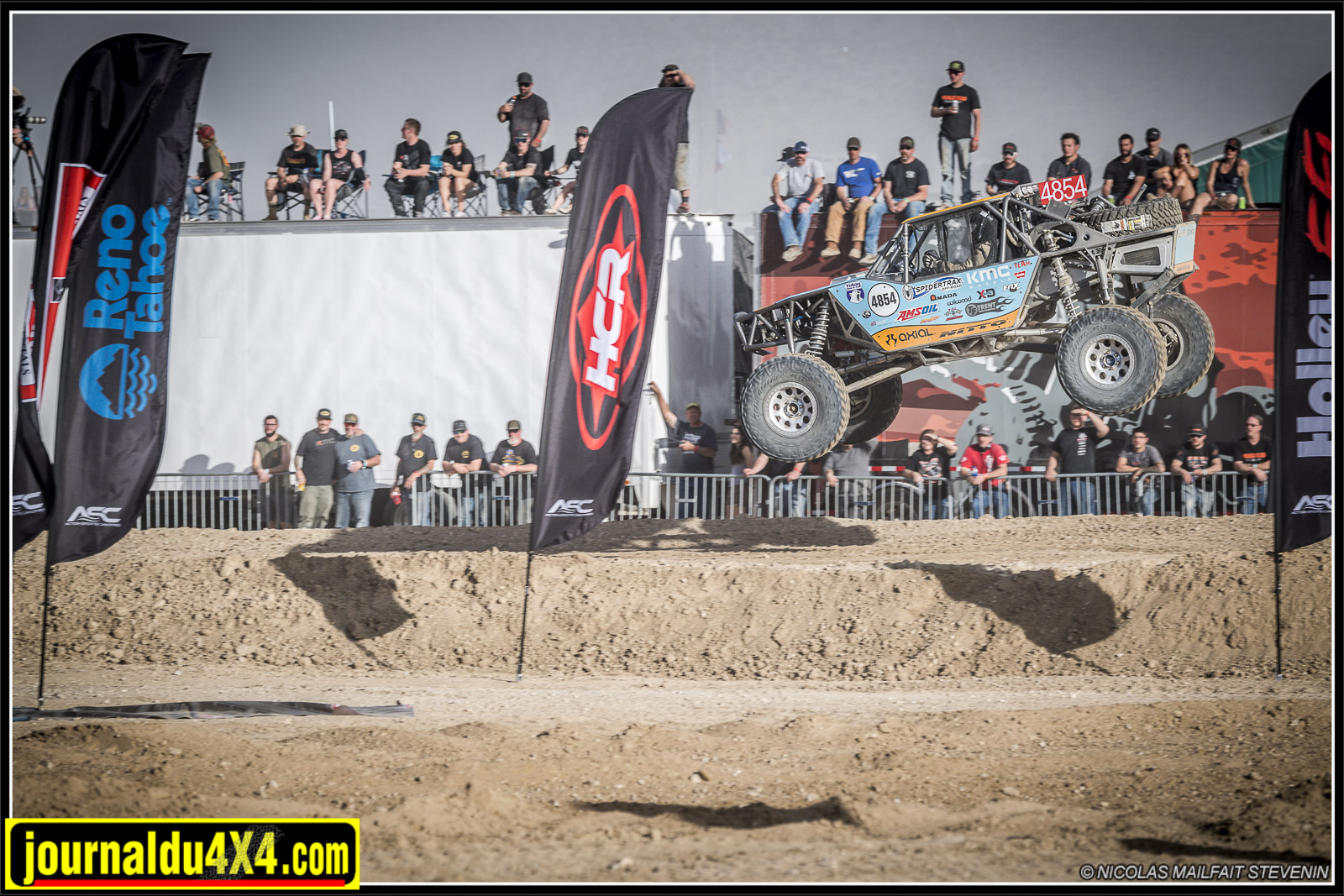 En direct du King Of the Hammers 2018 : photos