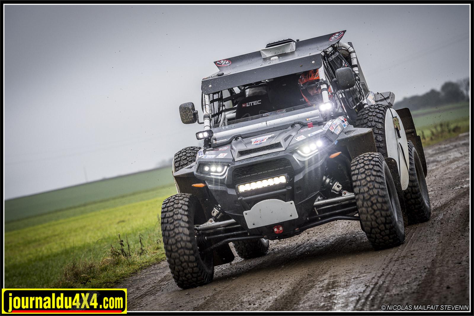 Polaris RZR Africa Race 2018 Eurojapan