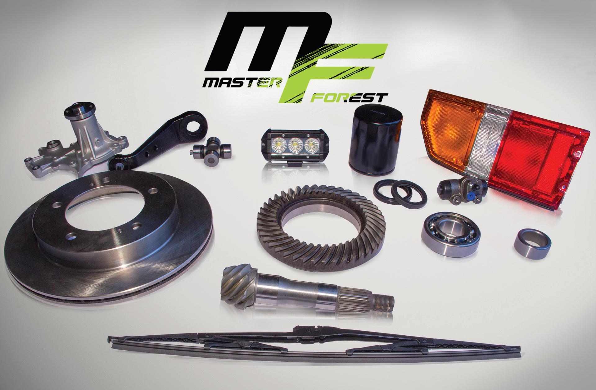 Suzuki Vitara : pièces et équipements chez MasterForest