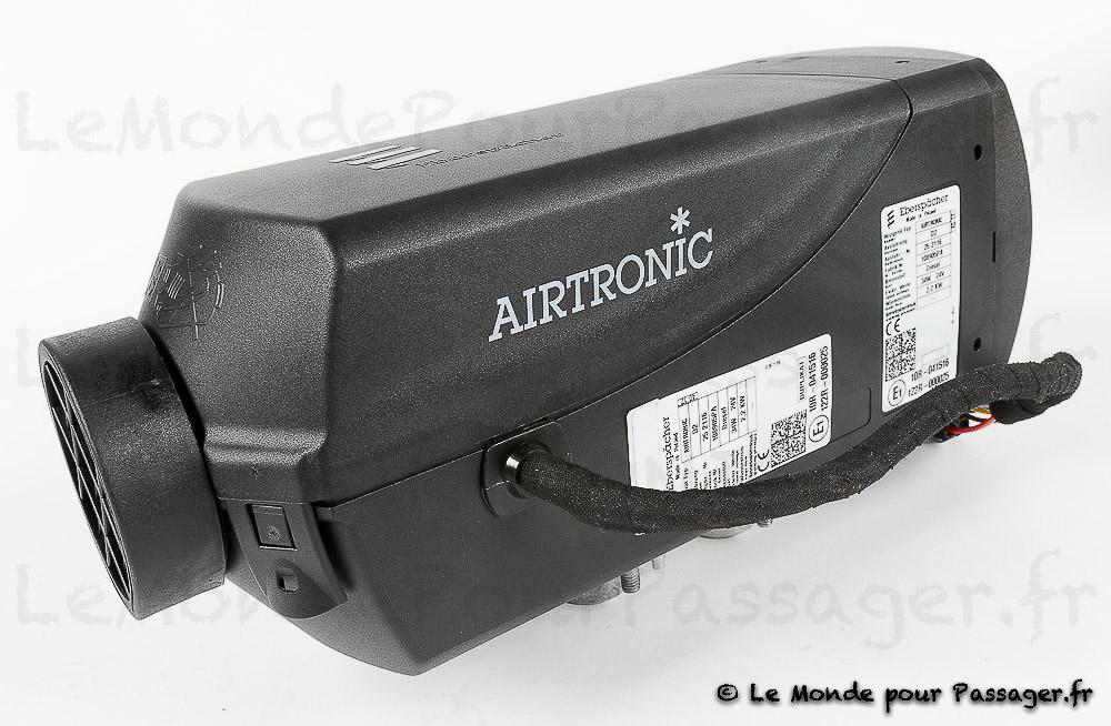 Chauffages Eberspächer Airtronic et Hydronic