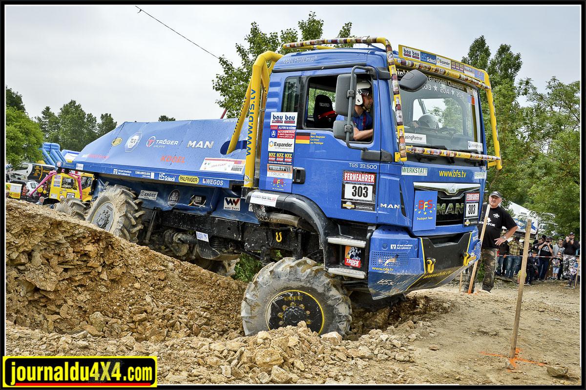 BFS Trucksport équipe (Marc Stegmaier et Jan Plieninger)