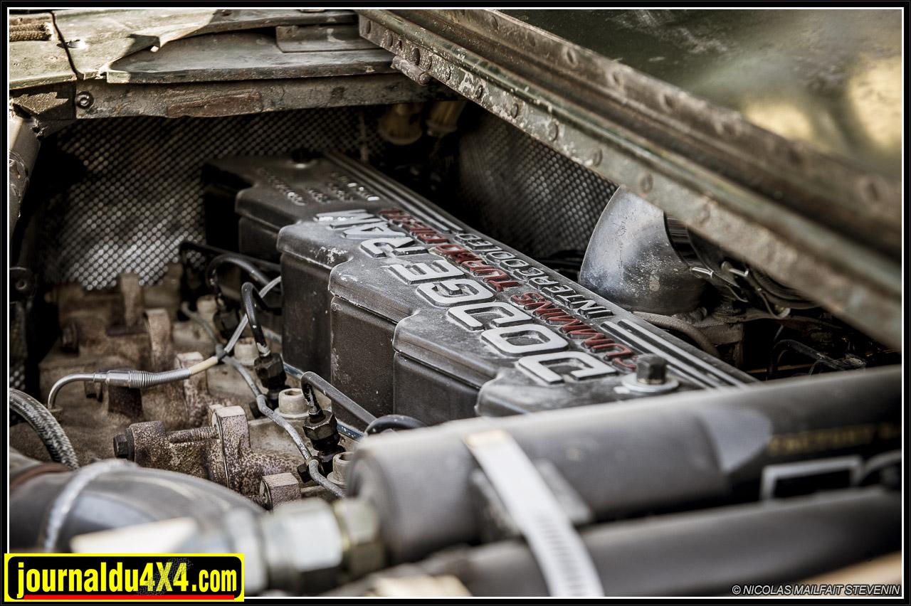 moteur 5.9l Cummins diesel