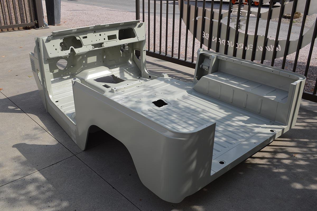 Caisse complète de Toyota Série 4 reconditionnée état ORIGINE