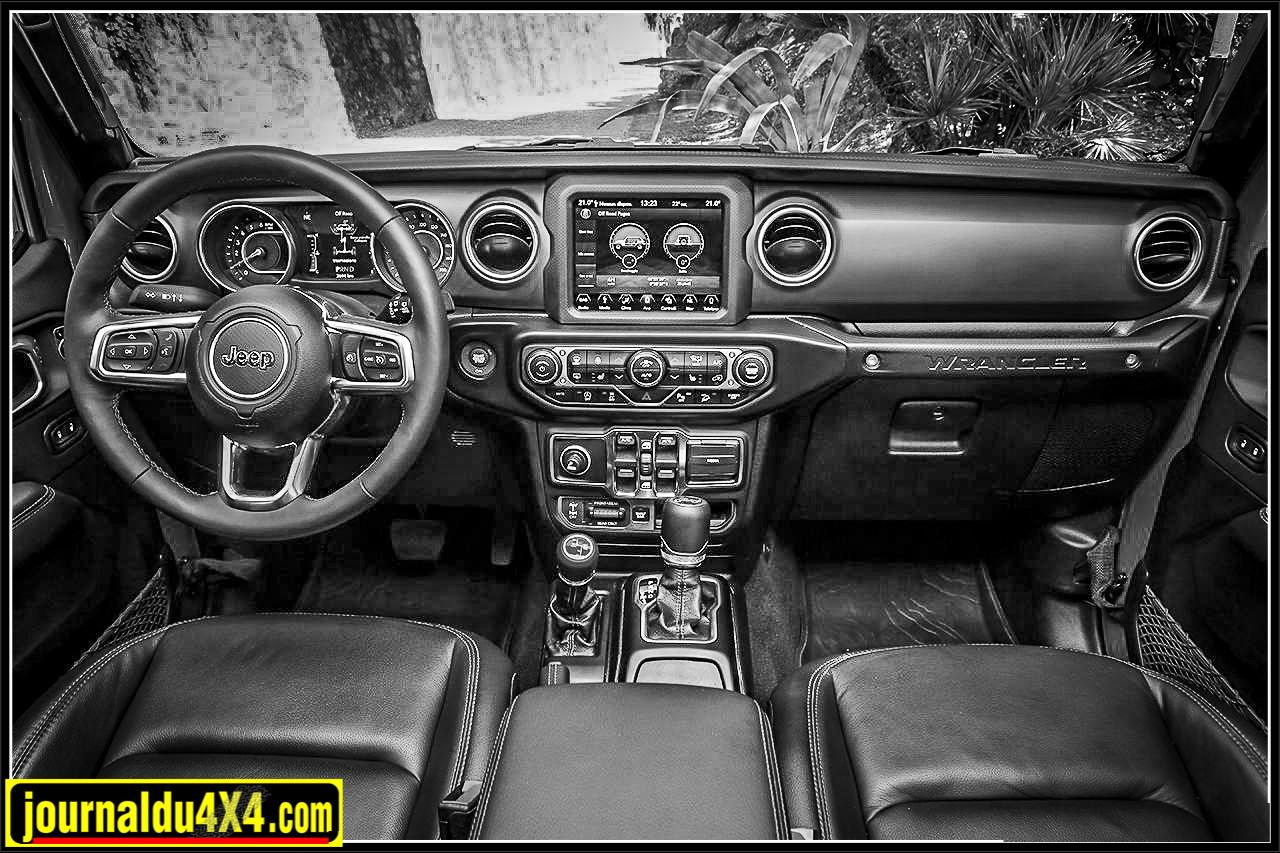 Rétro la Jeep JL ? OUi par ses origines, nettement moins dans sa dernière version