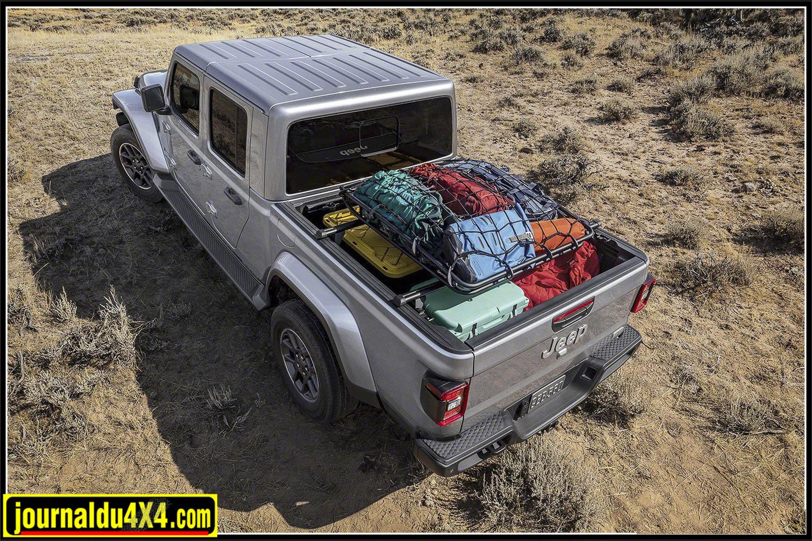 Jeep Wrangler Pickup Gladiator