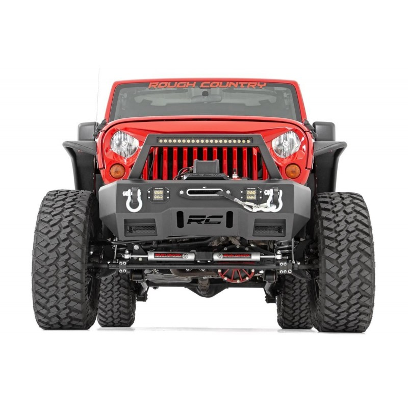 Elargisseurs d'ailes ROUGH COUNTRY Jeep Wrangler JK 2007-2018