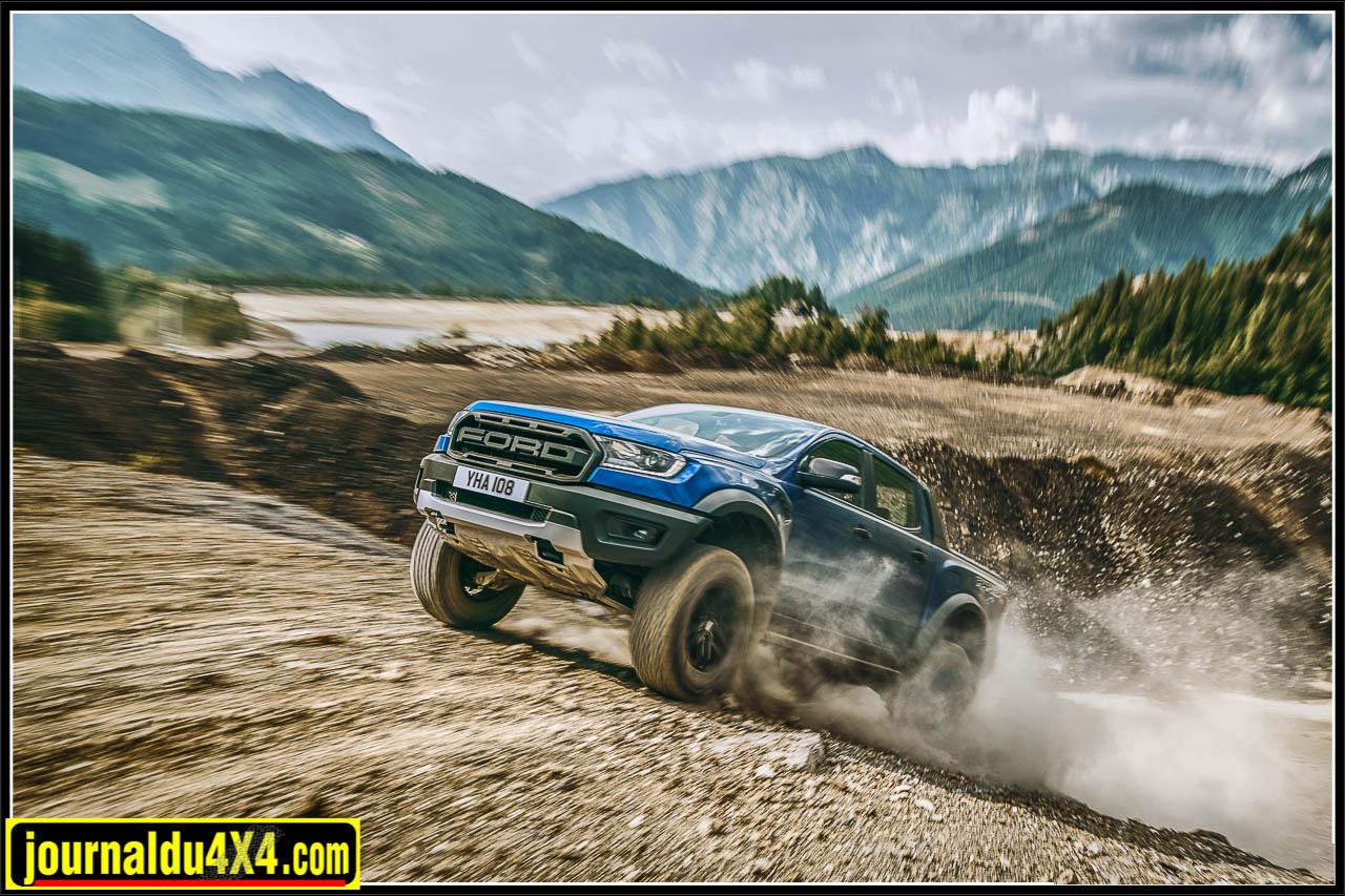 La performance a un prix, le Ranger Raptor est disponible jusqu'au 1er juillet à 56 550 € après il faudra rajouter 10500 € de taxe CO2
