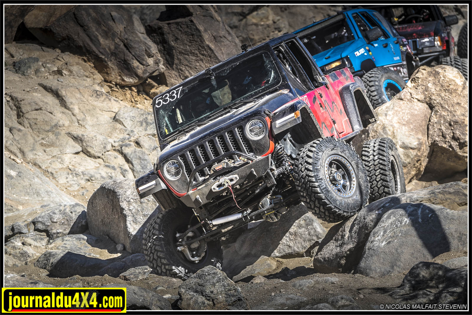 Jeep Gladiator Rubicon Savvy Off Road à l'épreuve du King Of the Hammers