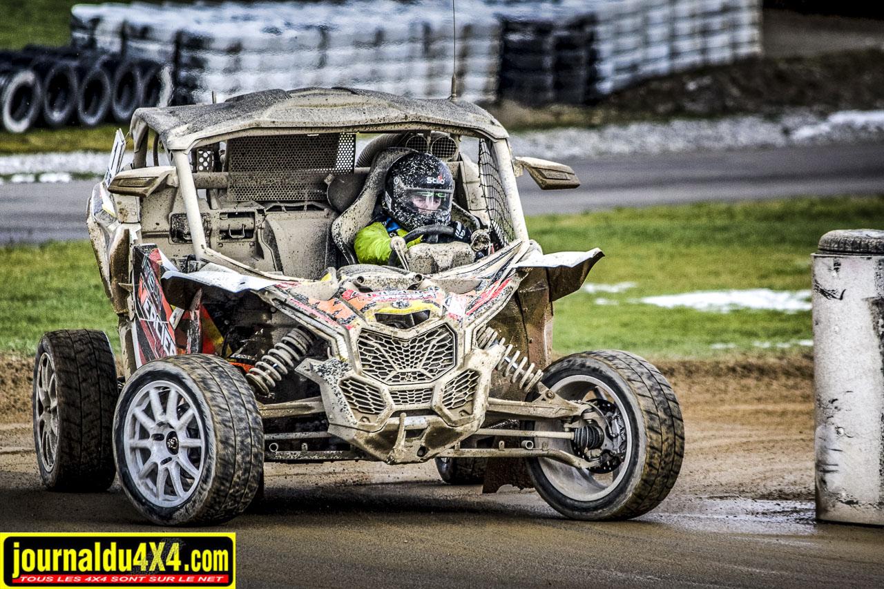 """Race # 1 SSV European Trophy """"Circuit Jules Tacheny"""" Mettet 3 février"""