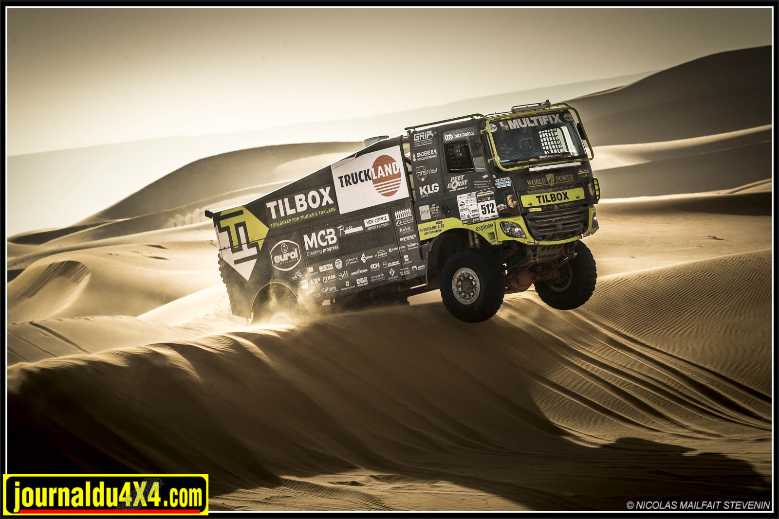 Le Morocco Desert Challenge 2019 bat tous les records