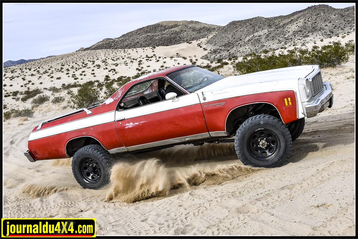 Chevrolet El Camino devenue Hill Camino