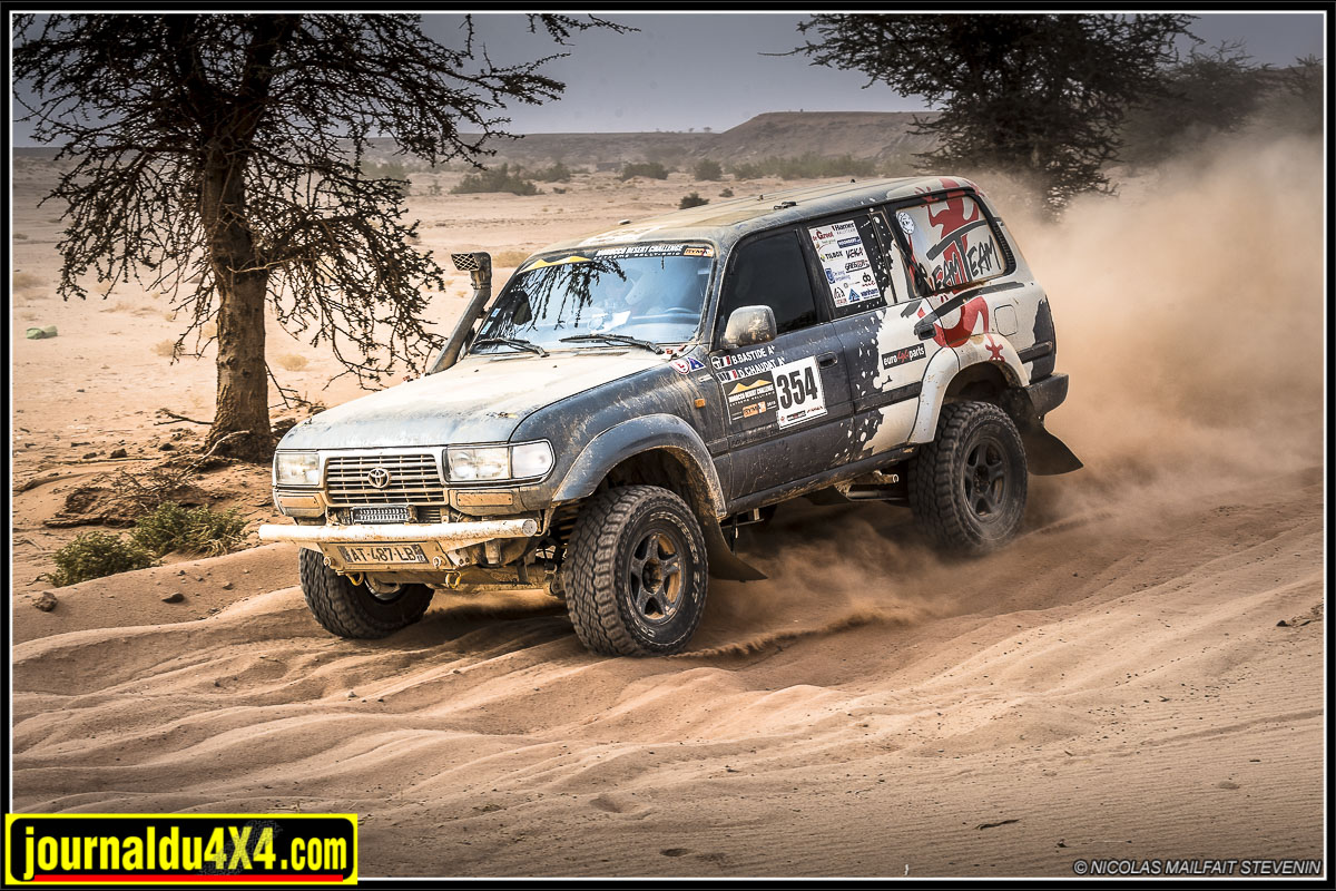 Sur les pistes du MOROCCO DESERT CHALLENGE 2019