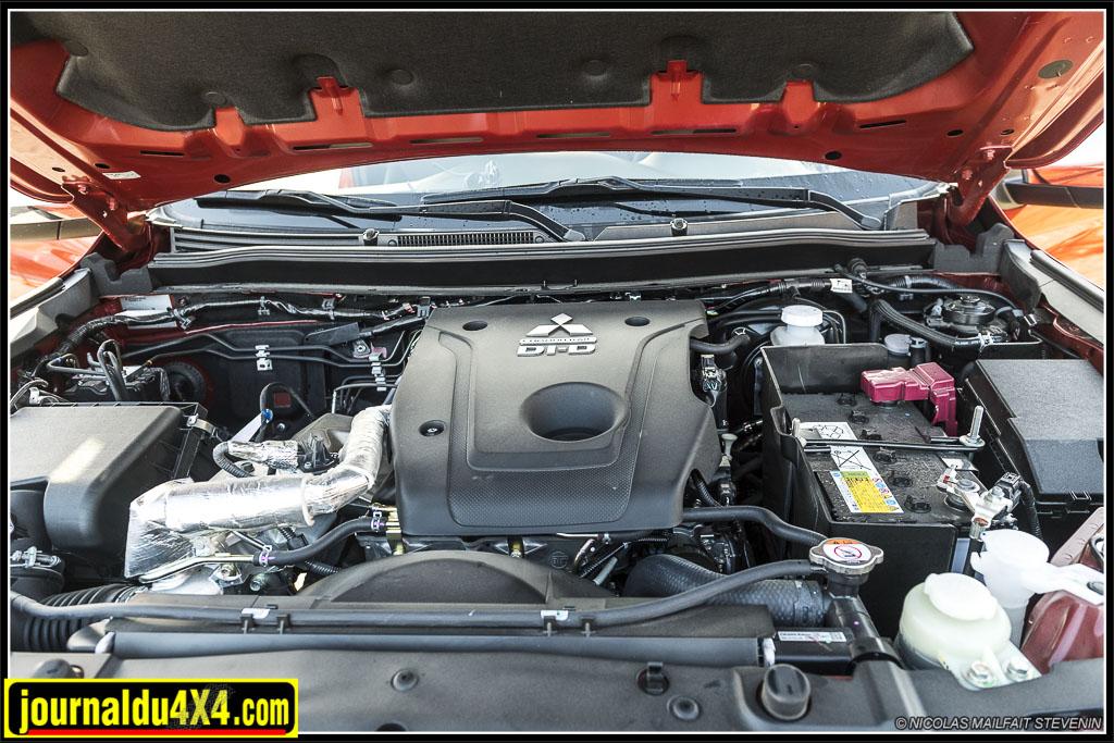 Mitsubishi L200 2.2 l quatre cylindres de 150 ch (