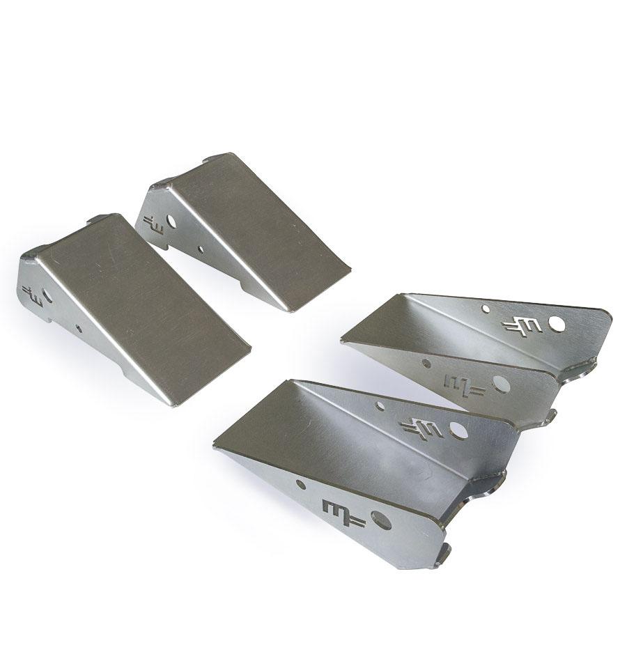 PROTJJ01 Kit protection oreilles tirants de pont MF Suzuki Jimny