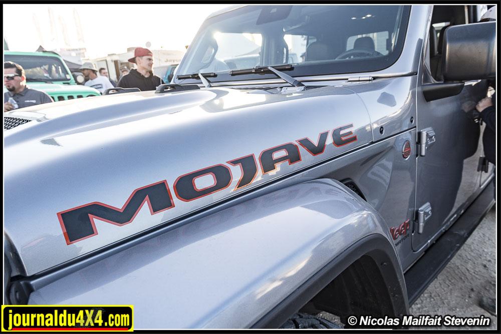 Gladiator Mojave