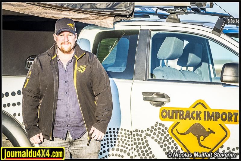 Ford Ranger Outback Import