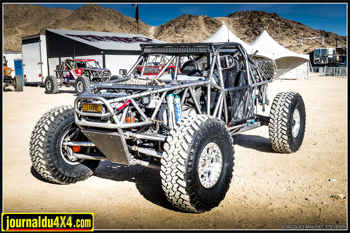 Trent Fabrication Top Shelf IFS 4400 Car
