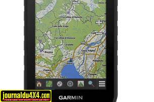 nouveaux GPS Garmin Montana chez Equip'Raid
