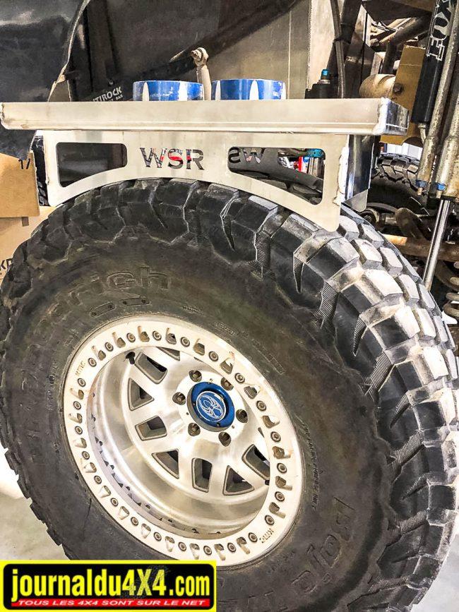 boite à outils WSR à mettre sur votre pneu