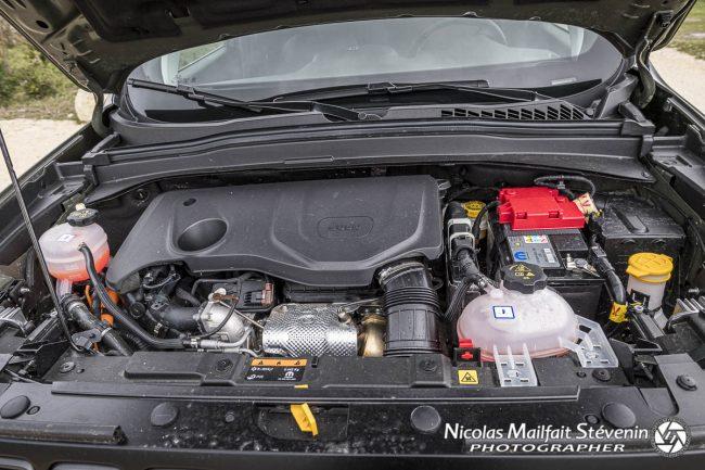 1.3 l Turbo de 180 ch
