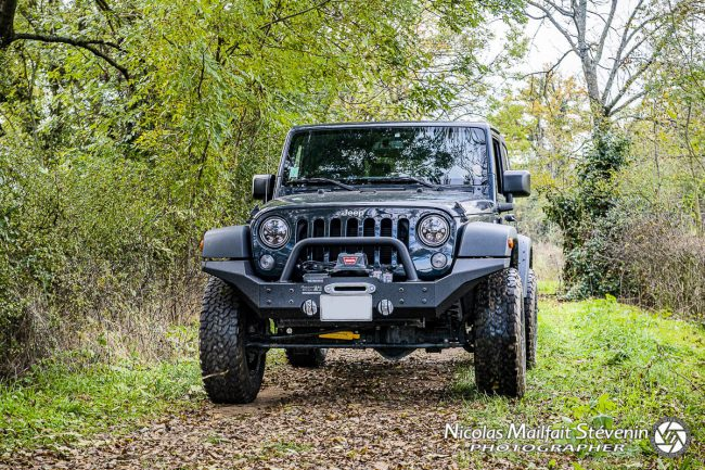 Jeep Wrangler Rubicon JK