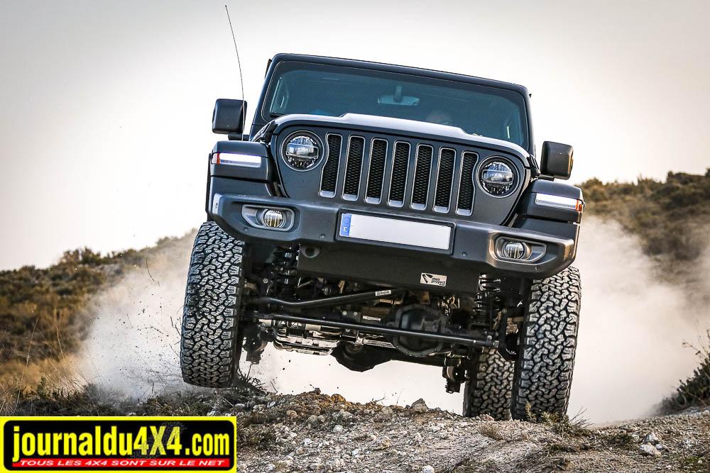 Amortisseurs pour Jeep Wrangler JL : Bilstein 2.65 » Prerunner